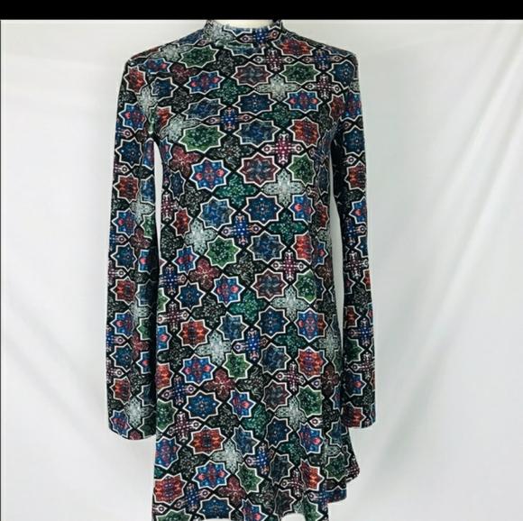 Zara Dresses & Skirts - Zara Retro 60s style dress